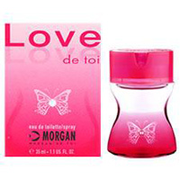 Morgan Love Love de Toi