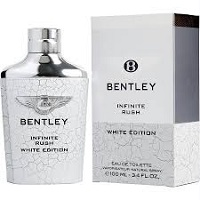 Bentley Infinite Rush White Edition