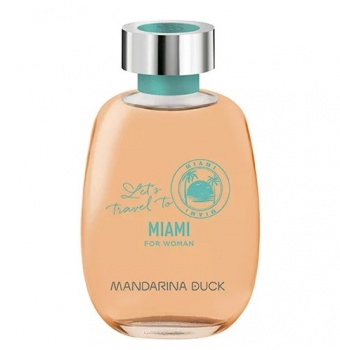 Mandarina Duck Let`s Travel To Miami For Women