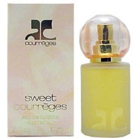 Courreges parfums Sweet