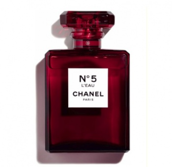 Chanel No 5 L`Eau Red Edition