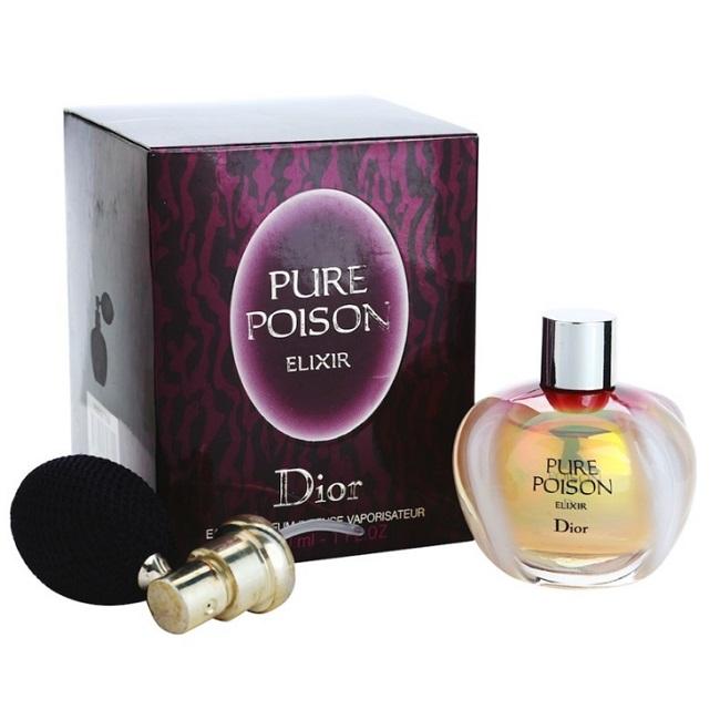 Christian Dior Pure Poison Elixir купить по цене 0 руб