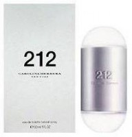 Carolina Herrera 212 woman