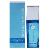 Mercedes Benz Energetic Aromatic by Annie Buzantian