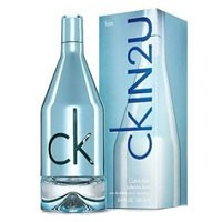 Calvin Klein CK IN2U Him Collectors Bottle