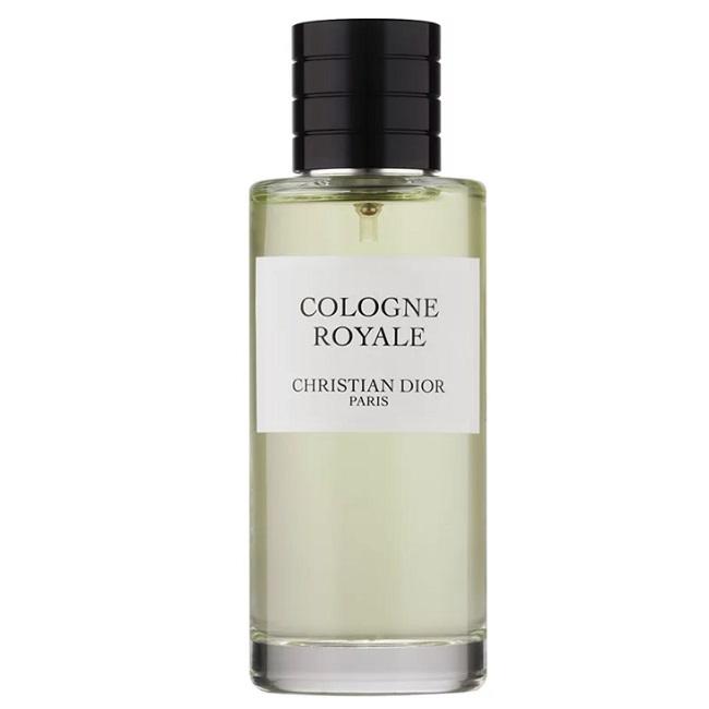 Christian Dior Cologne Royale одеколон пробник 4 10 мл бренда
