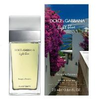 Dolce & Gabbana Light Blue Escape to Panarea woman