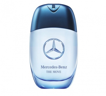 Mercedes benz The Move