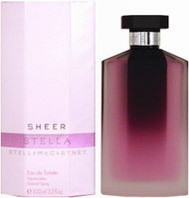 Stella McCartney Sheer Stella