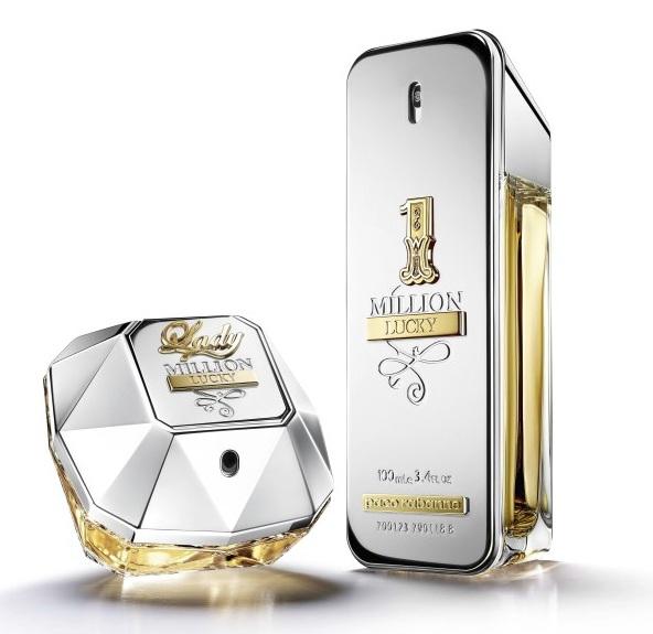 Paco Rabanne Lady Million Lucky купить по цене 254 руб