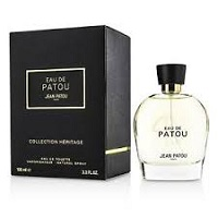 Jean Patou Collection Heritage Eau De Patou