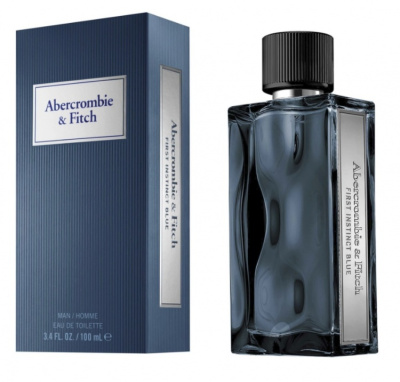 духи Abercrombie & Fitch First Instinct Blue For Men